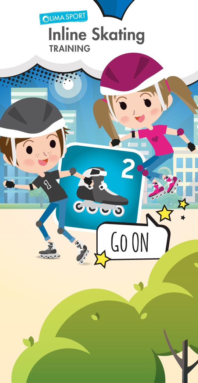 "Inline Skating-App – Training ""GO ON"""