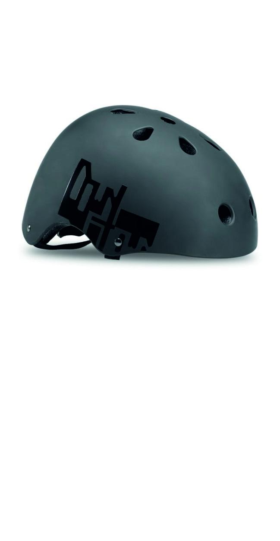 K2 Helmet Downtown schwarz (S-L)