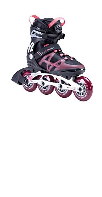 K2 Inline Skate Alexis 90mm