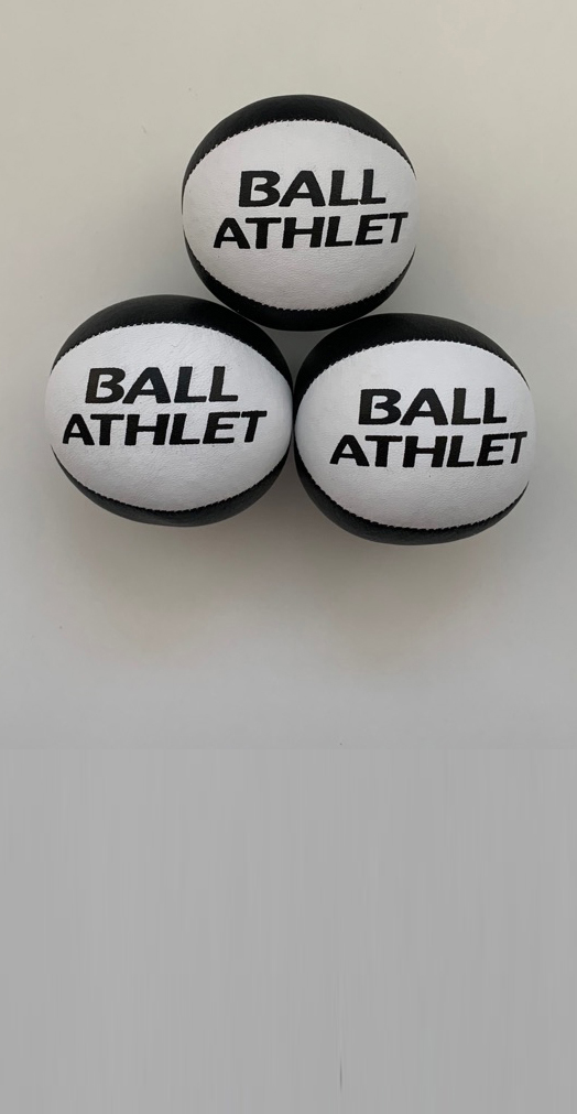 Jonglierset schwarz-weiß inkl. Trainingspgrogramm